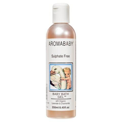 Aromababy Bath Gel 250ml