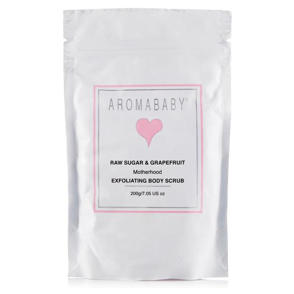 Aromababy Motherhood Exfoliating Body Scrub