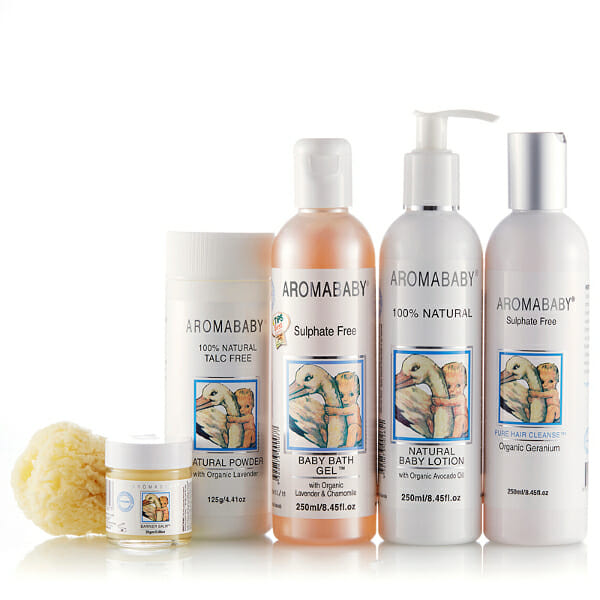Aromababy Natural Baby Kit