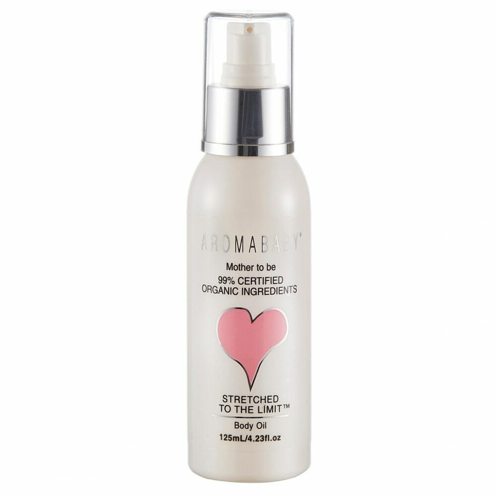 Aromababy Stretched to the Limit Body Oil