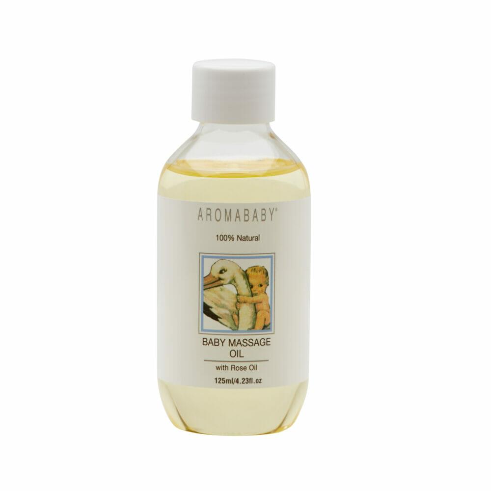 Aromababy Baby Massage Oil 100ml