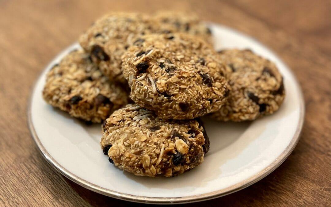 Catherine's Healthy Cookies