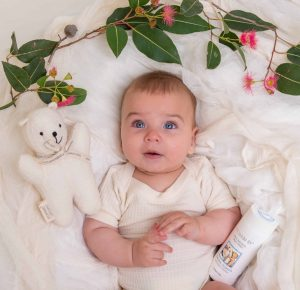 Aromababy Baby eczema care